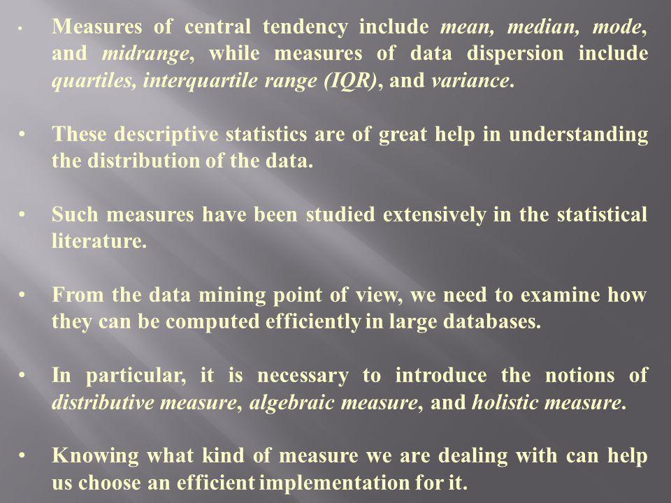 Cluster analysis is a popular data discretization method.