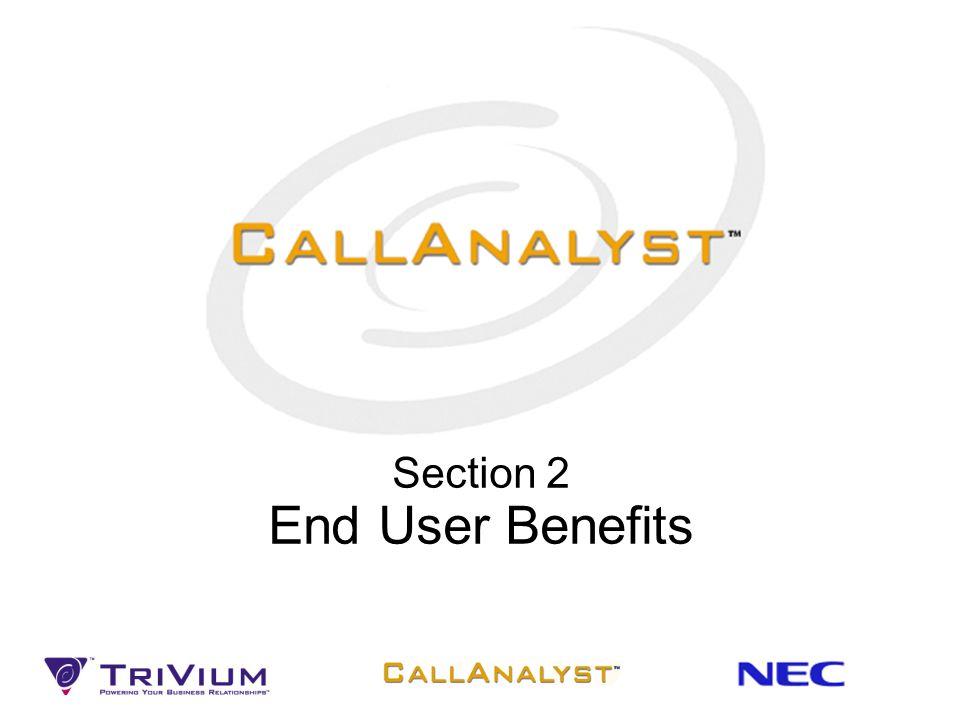 16 Multi Site Installation of Enterprise Server LAN / WAN Serial TCP/IP (SPE Card) Serial CallAnalyst Enterprise Server with MSDE or SQL 2000 Site 1 S