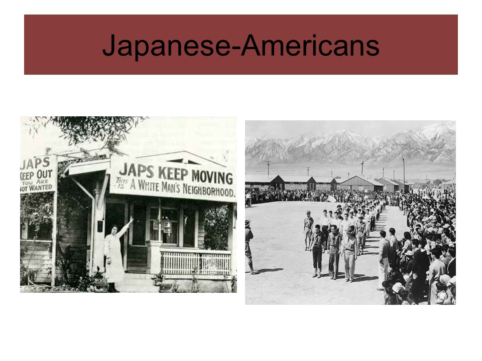 Japanese-Americans