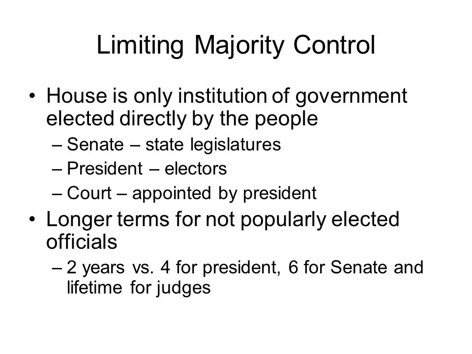 Ratification Debate Process – required 9/13 states to agree (was this legal?) Parties –Federalists (for Constitution) vs.