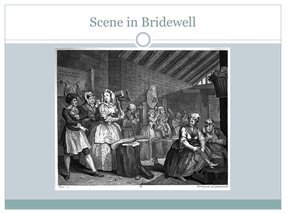 Scene in Bridewell