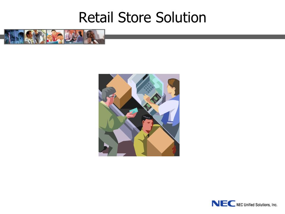 Retail Store Solution