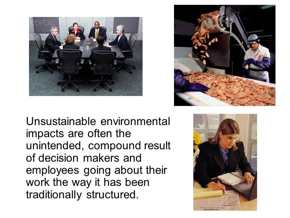 Perceptions of Companies Could sustainability be compatible with organizations mission.