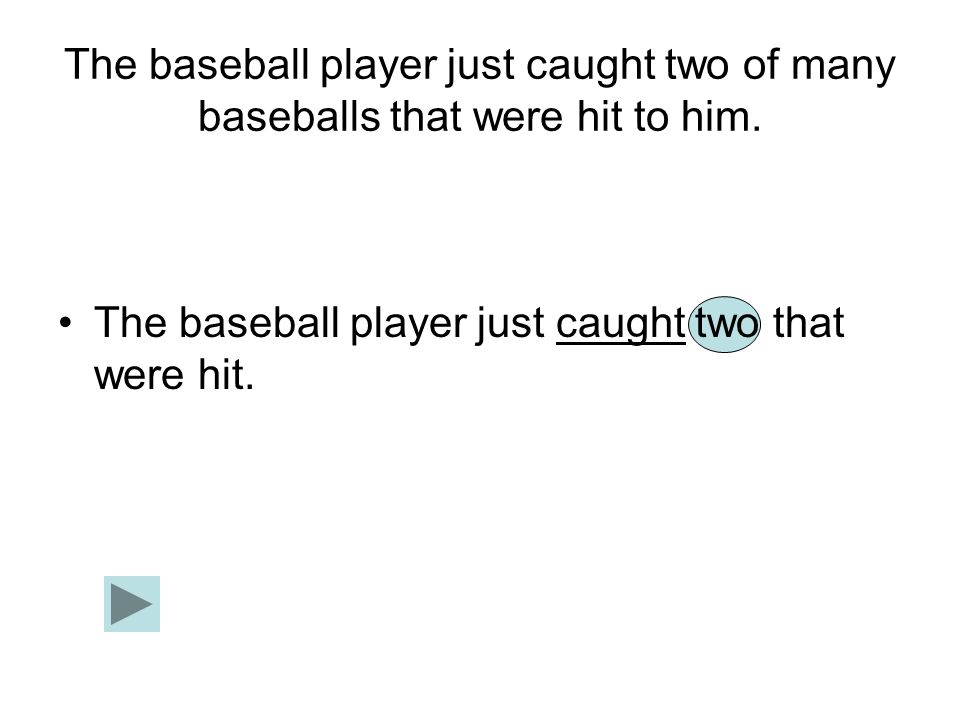 The baseball player just caught two of many baseballs that were hit to him.