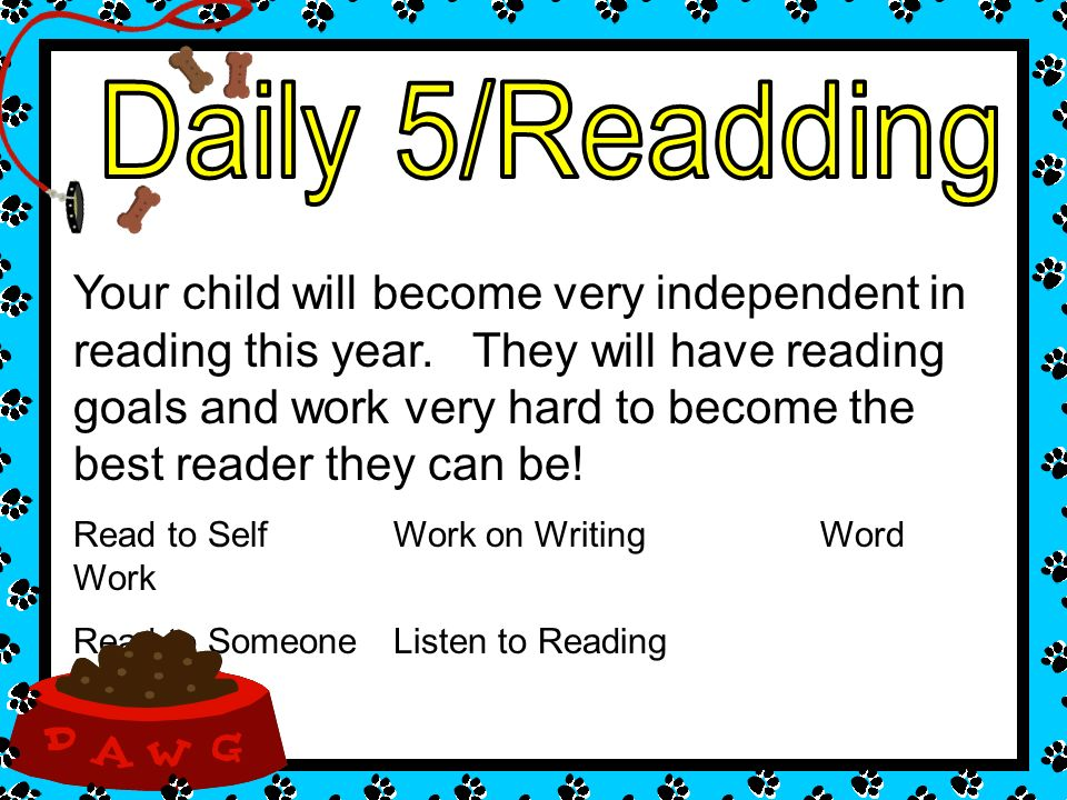 Drop Everything and Read time (silent reading time) is our time to read good-fit books every day.