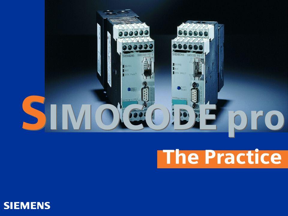 The Practice S IMOCODE pro