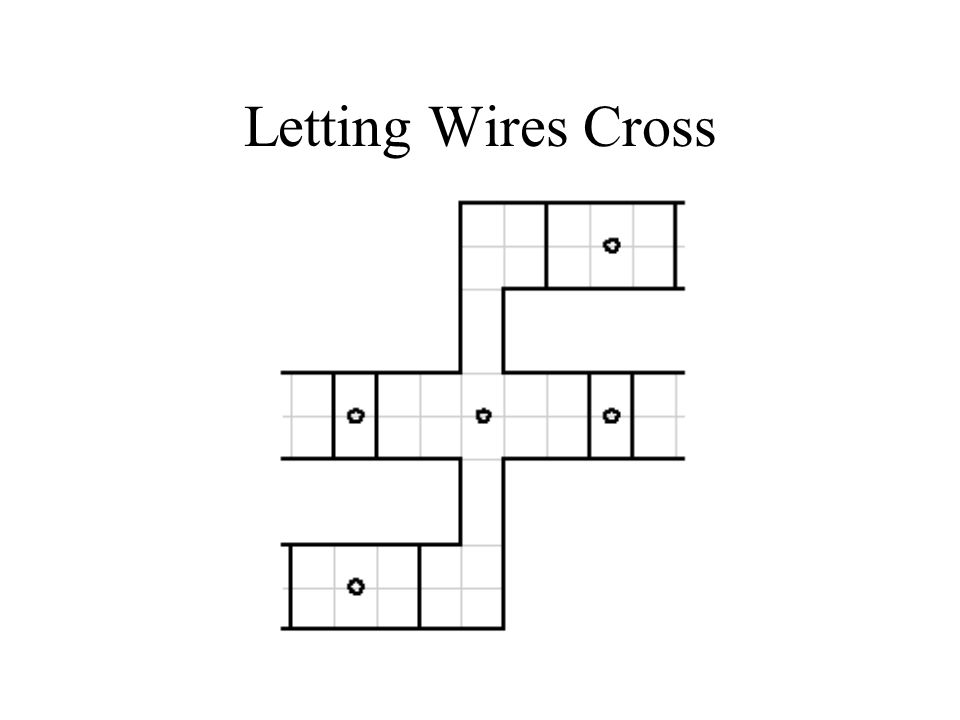 Letting Wires Cross
