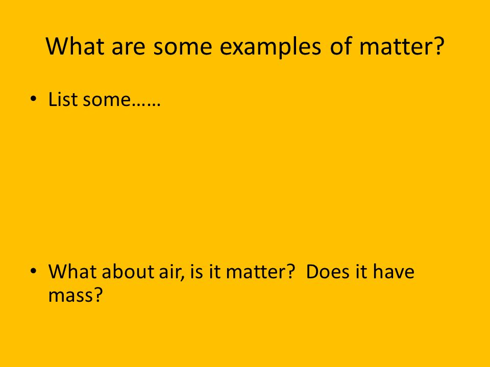 What are the three most common states of matter.1.