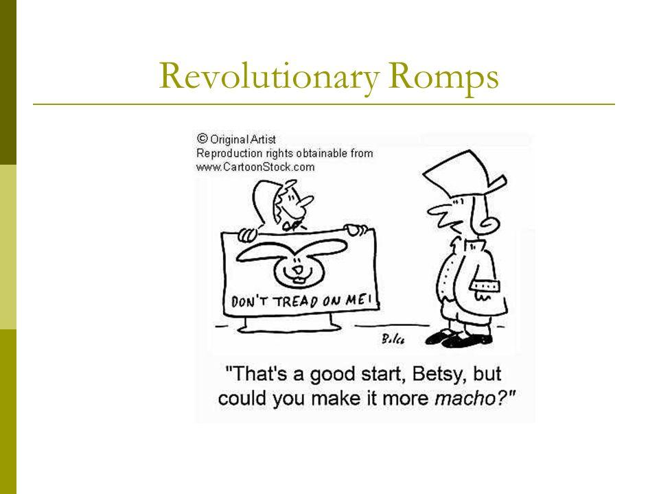 Revolutionary Romps