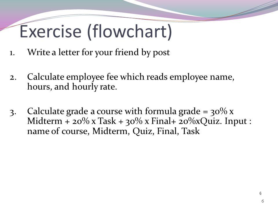 5 5 Flowchart Example-2