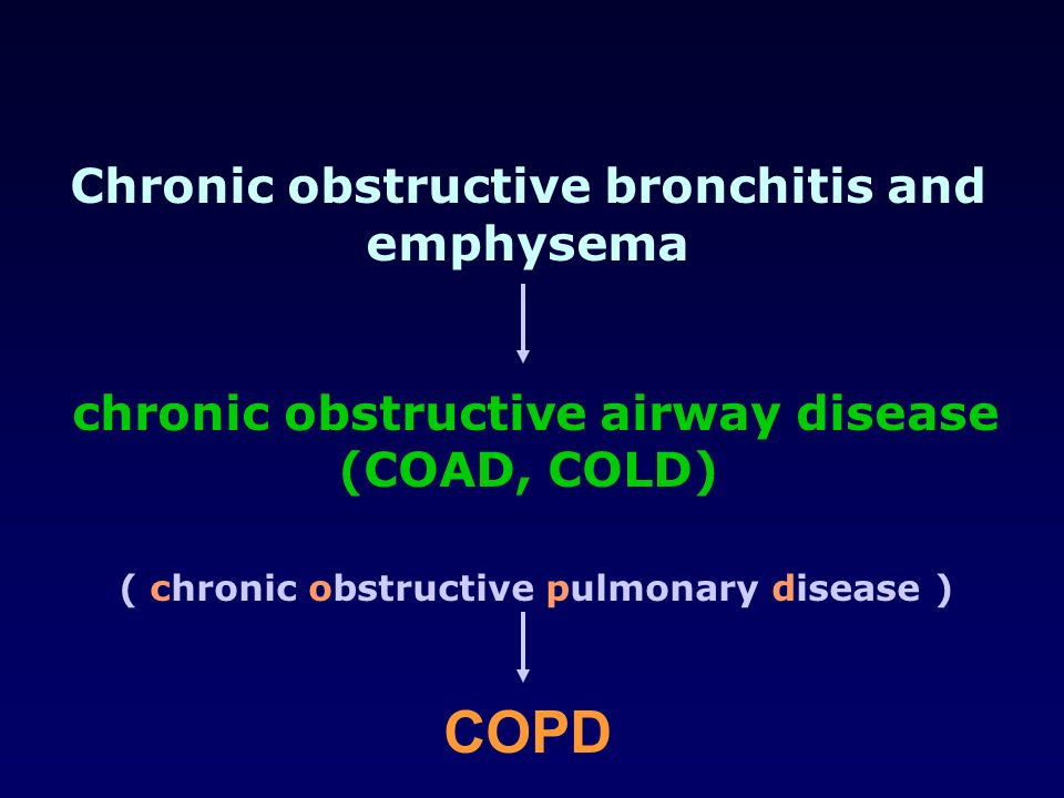 Airway muscle thickness Increase in COPD Non-smokerCOPD Saetta. 1998