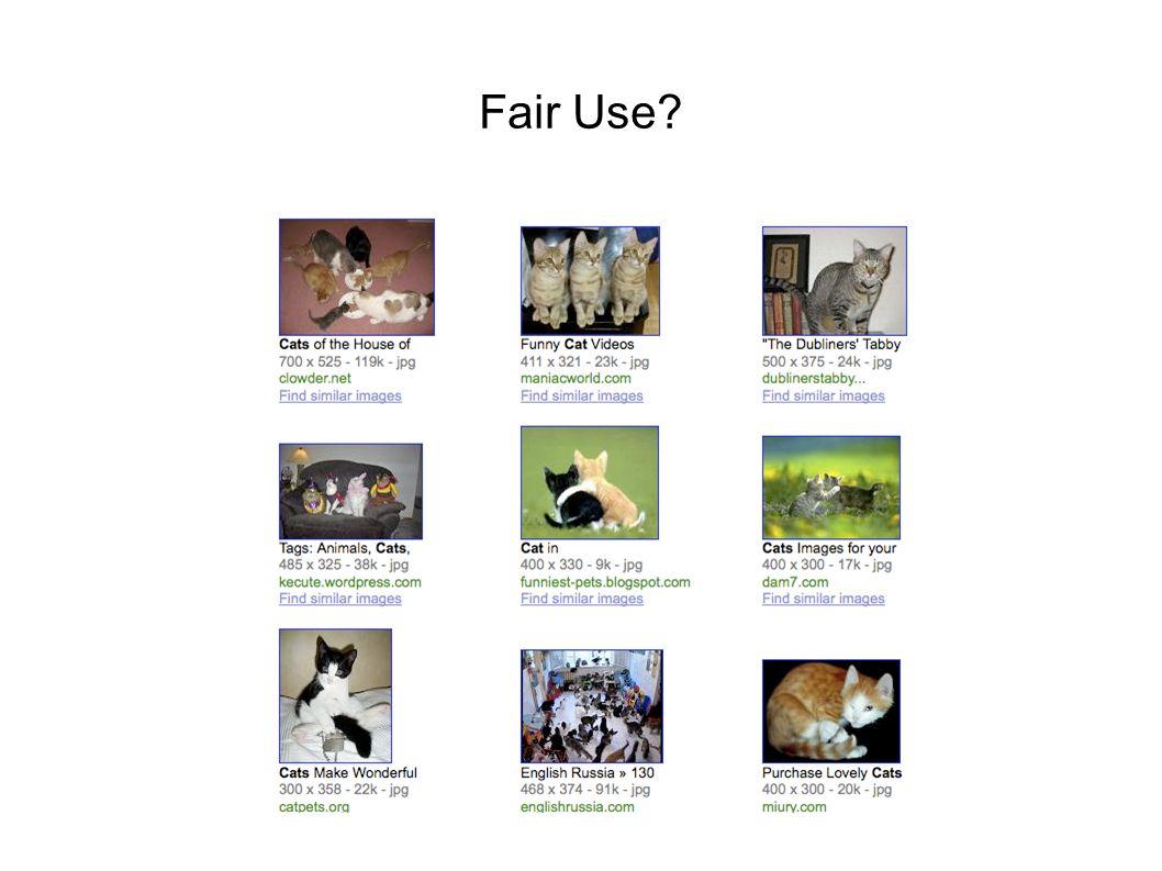 Fair Use?