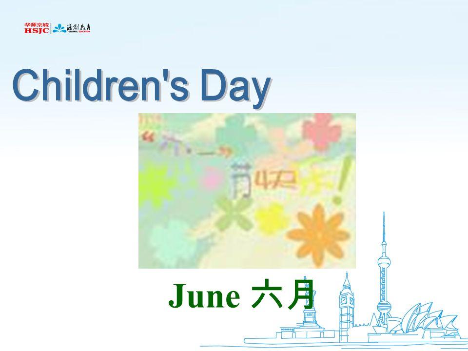 Childrens Day June