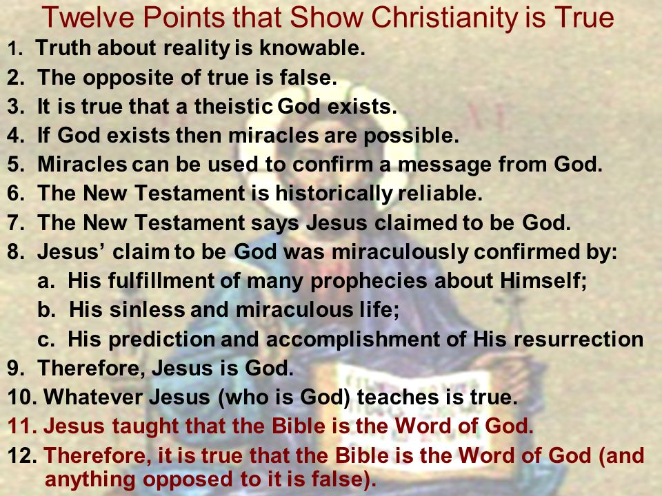 Jesus Taught the Bible is the Word of God Jesus Taught the Bible is the Word of God Copyright by Norman L.