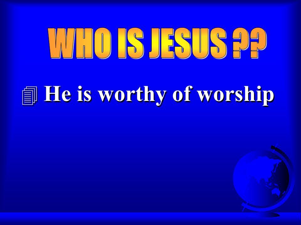 Man CAN Worship Anything.