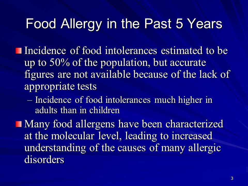 34 Oral Allergy Syndrome Allergens Pollens and foods that cause OAS are usually botanically unrelated Occurs most frequently in persons allergic to birch and alder pollens Also occurs with allergy to: – Ragweed pollen – Mugwort pollen – Grass pollens