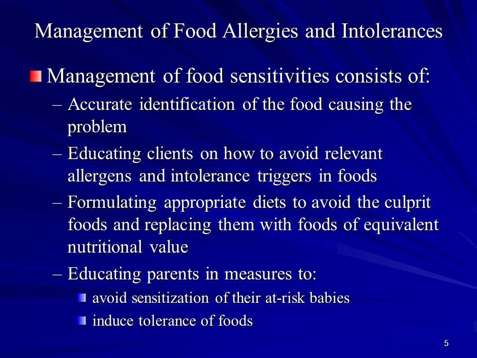 6 The Allergic Diathesis.