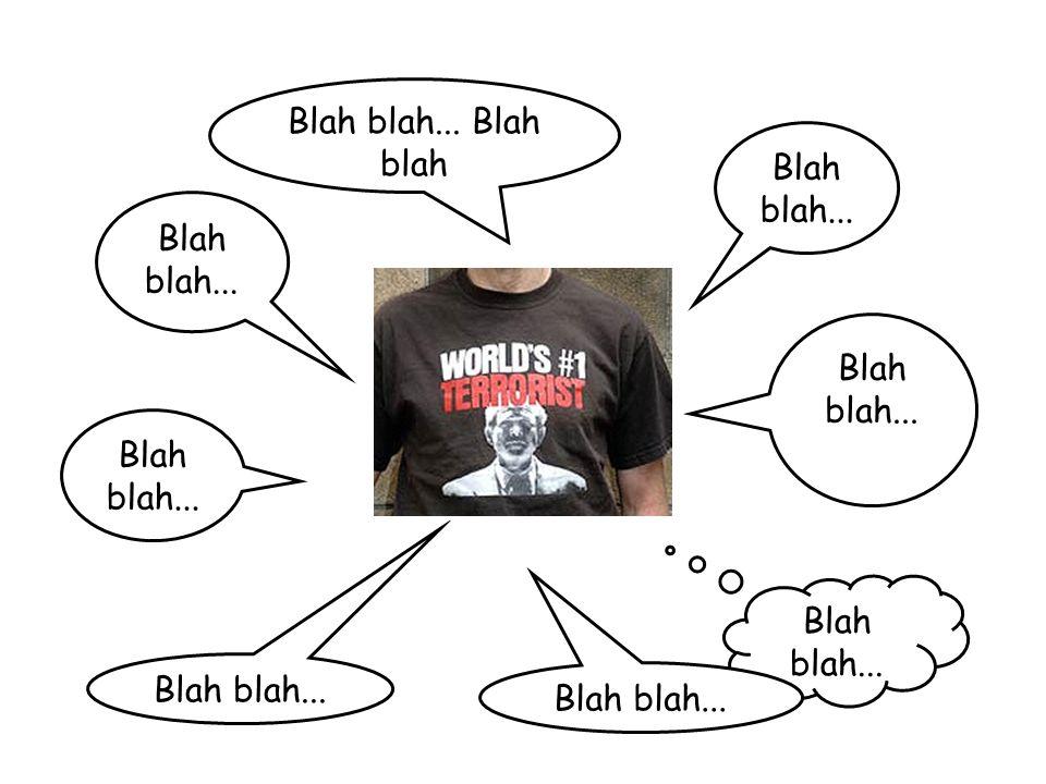 Blah blah... Blah blah... Blah blah Blah blah...