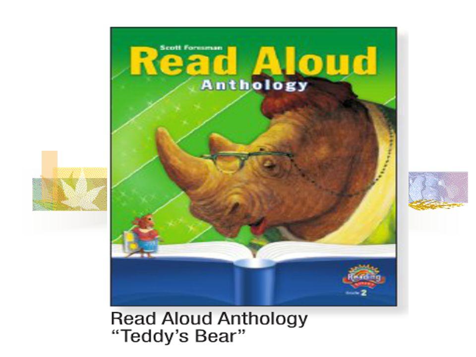 Read-Aloud Teddys Bear