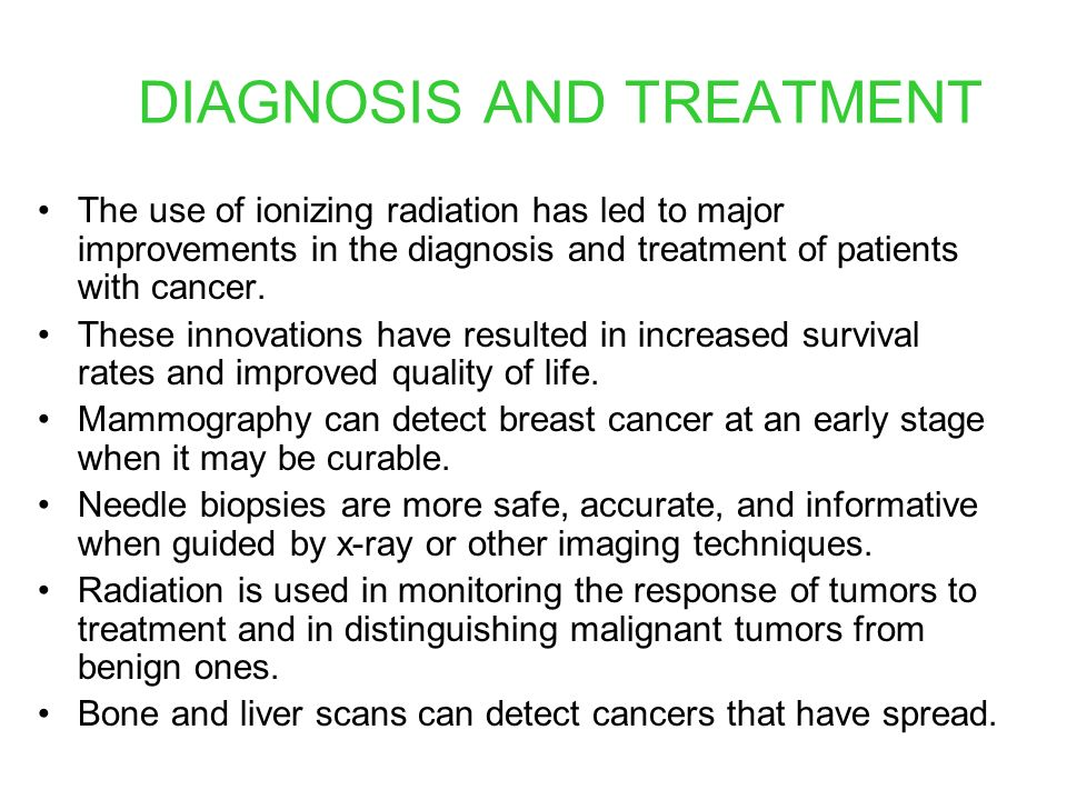 Treatment Options Three-Dimensional Radiation Therapy (3D-CRT) a nonsurgical cancer treatment procedure shapes the radiation beams so that they conform to the shape of the tumor technique allows physicians to accurately treat the cancerous tumor, as well as areas of potential cancer, while minimizing the amount of radiation that vital organs and healthy tissue adjacent to the tumor receive.