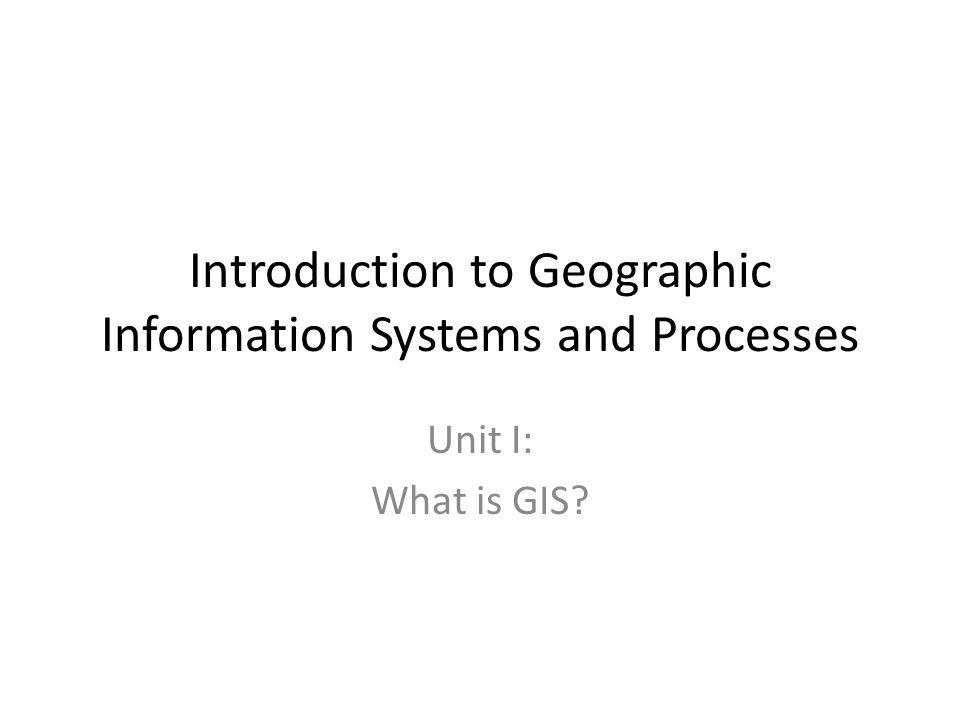 Brief History of GIS (Table 1.4) Era of Exploitation – 1999 – IKONOS- New generation of Remote Sensing satellite – 1 meter spatial resolution.