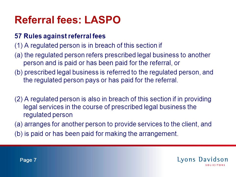 Page 18 Portal fees Current £1200 APIL no deal or no deal evidence based Guardian Law (Legal Futures):£800 Govt (1 st insurance summit)£300-400 ABI Higher salaries £350 Paralegal salaries £150