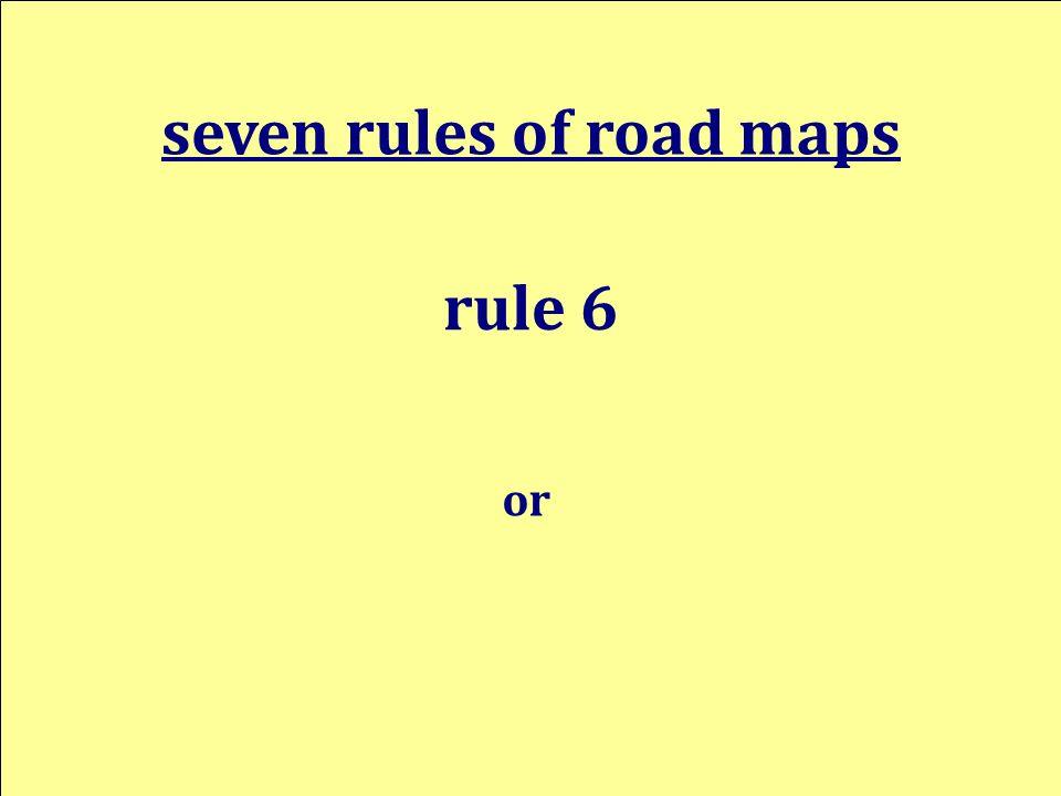 rule 6 or