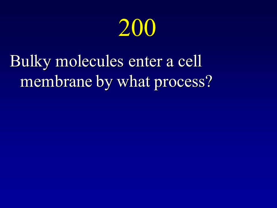 100 Size of the molecules diffusing and temperature