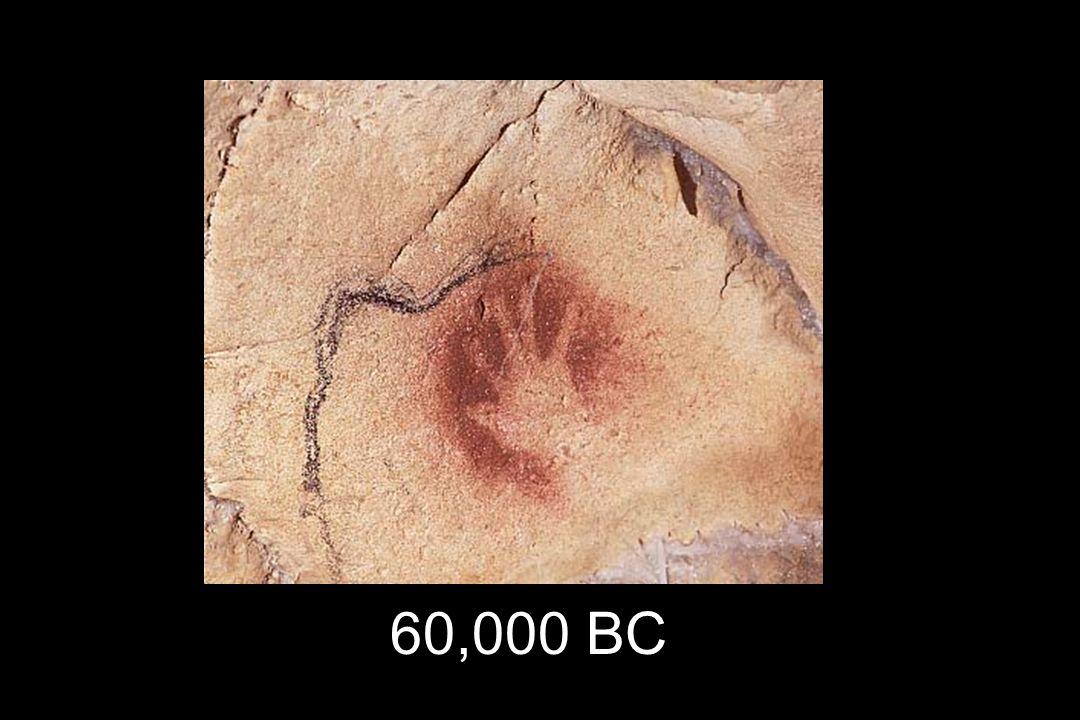 60,000 BC