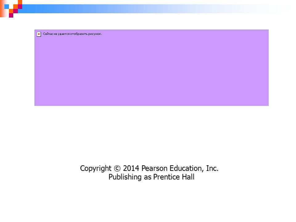 Copyright © 2014 Pearson Education, Inc. Copyright © 2014 Pearson Education, Inc. Publishing as Prentice Hall