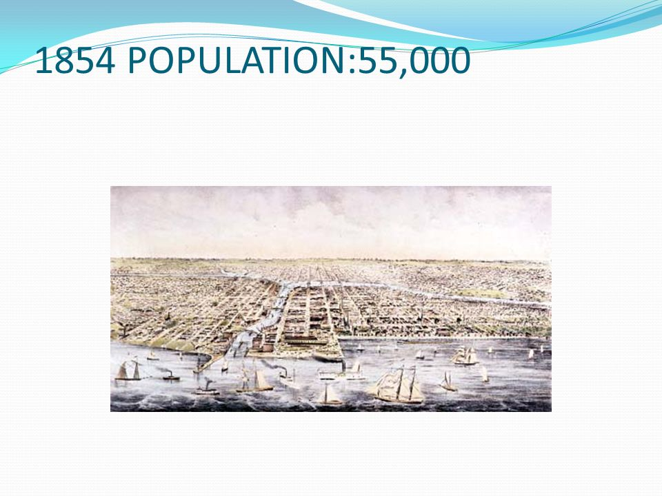 1854 POPULATION:55,000
