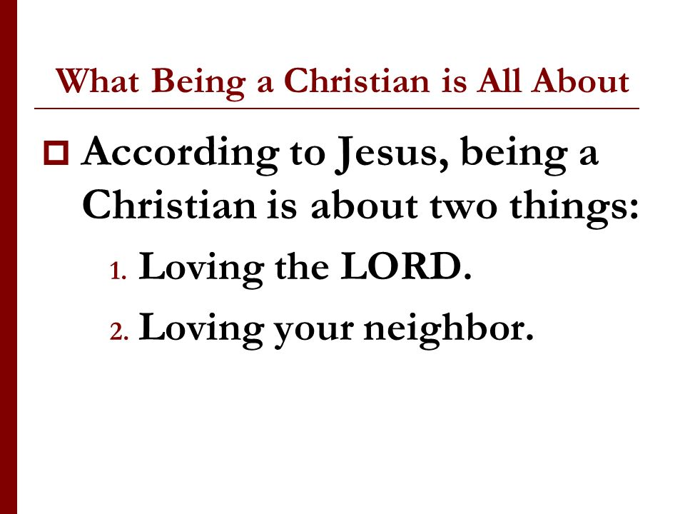 Loving GOD Agape transcends what we are naturally attracted to or what we emotionally fall into.