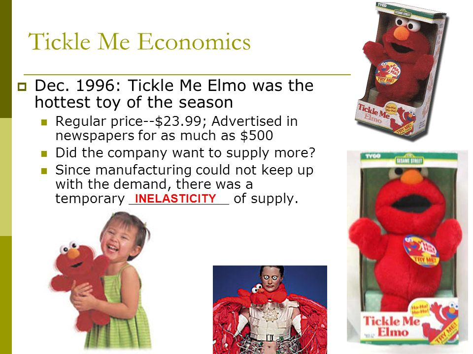 Tickle Me Economics Dec.