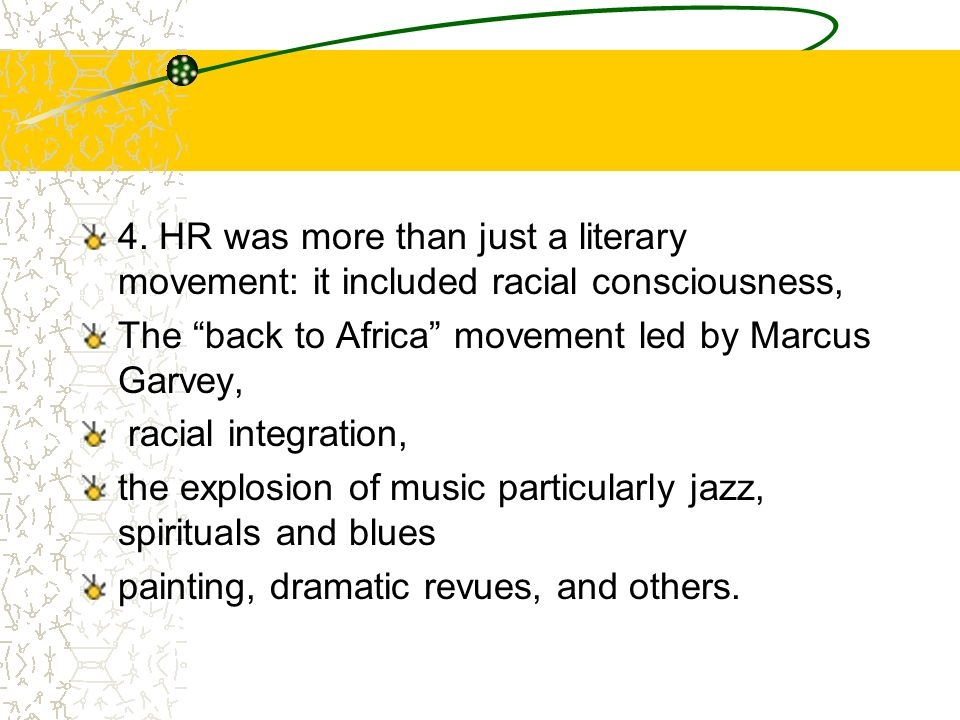 3. Common themes.