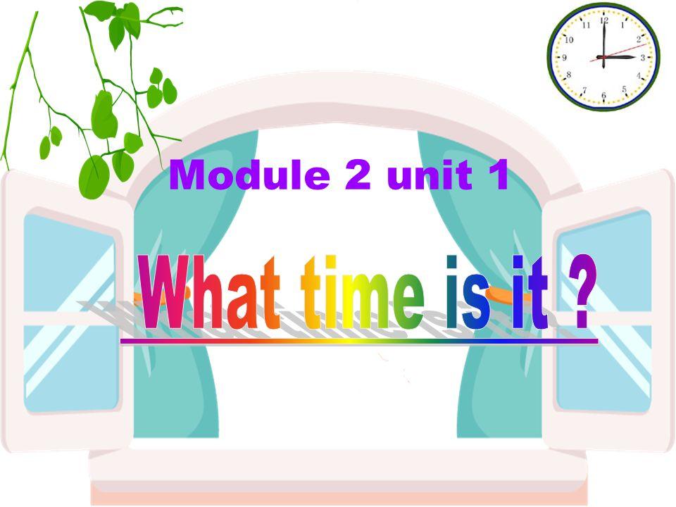 Module 2 unit 1