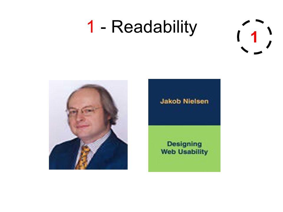 1 - Readability 1
