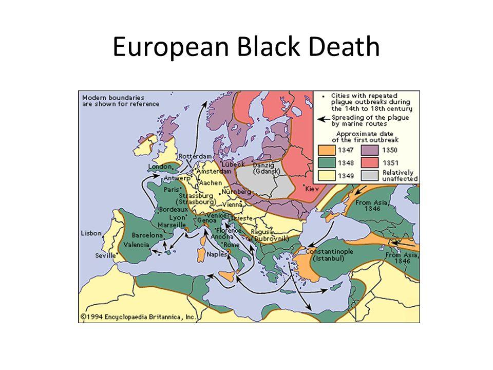 European Black Death