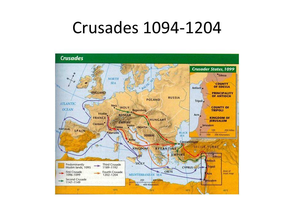 Crusades 1094-1204