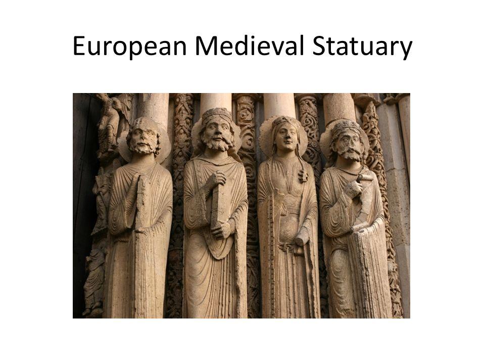 European Medieval Statuary
