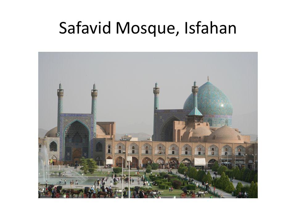 Safavid Mosque, Isfahan