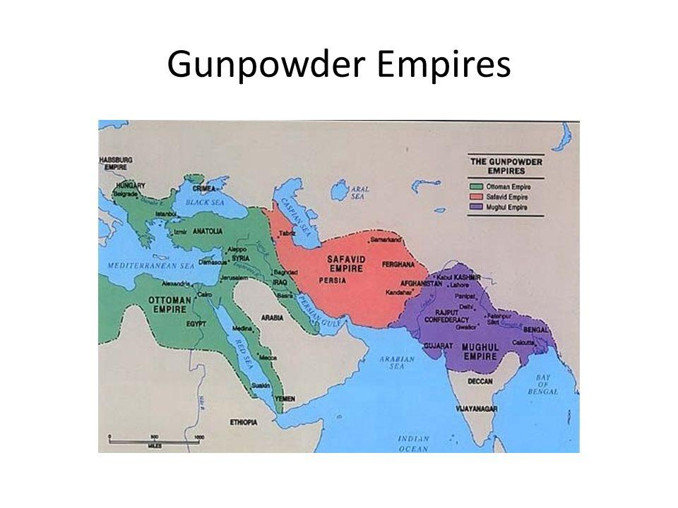 Gunpowder Empires