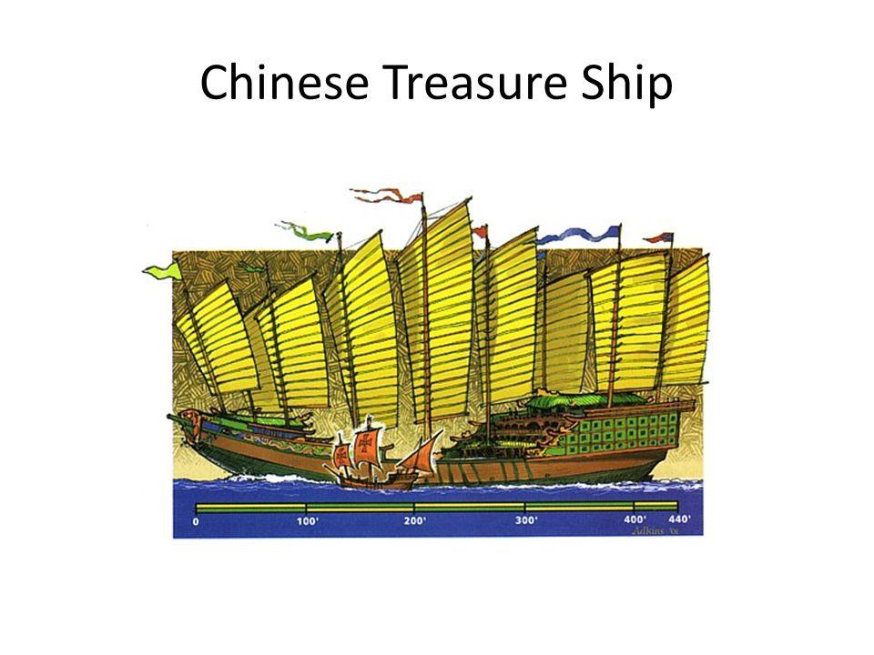 Chinese Treasure Ship