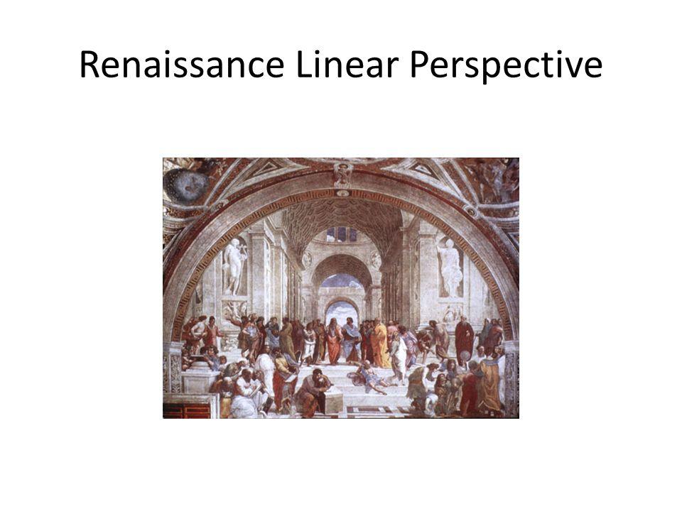 Renaissance Linear Perspective