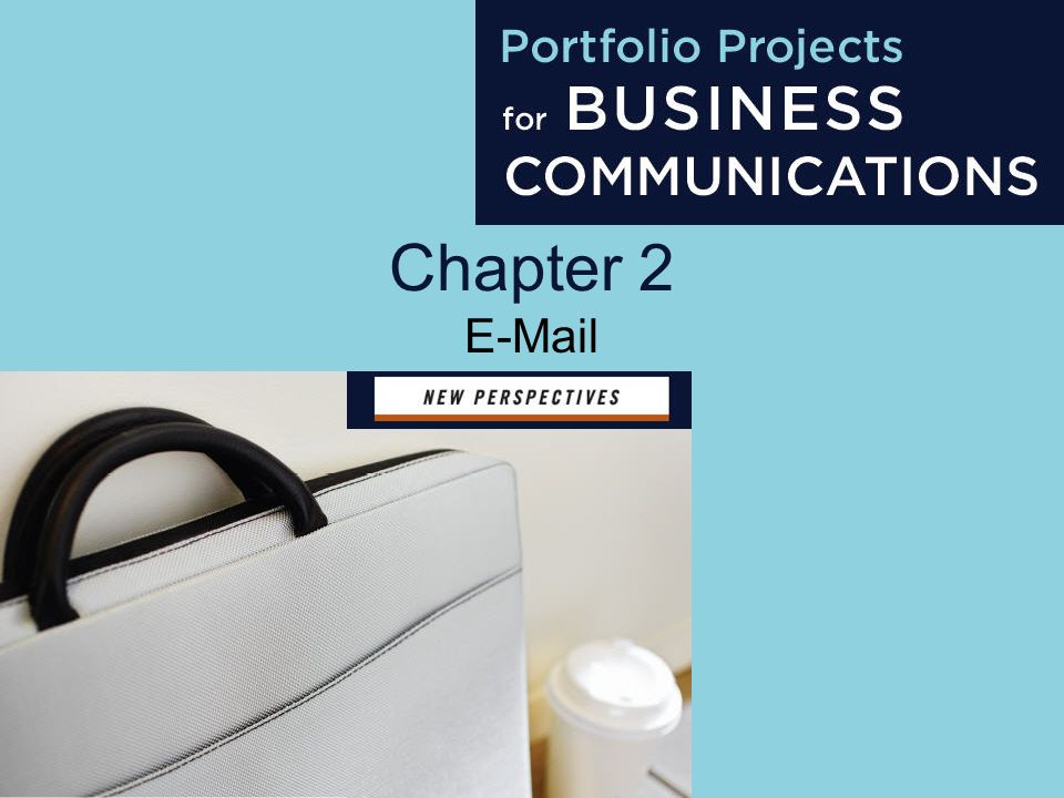 Chapter 2 E-Mail