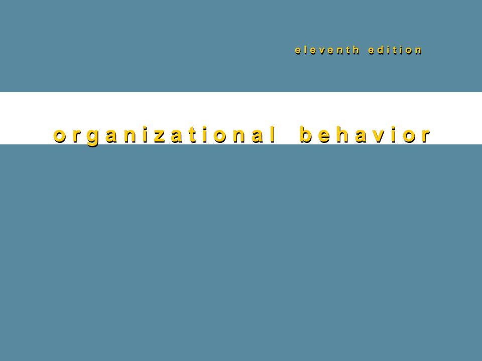 © 2005 Prentice Hall Inc. All rights reserved.1–20 Toward an OB Discipline E X H I B I T 1–3