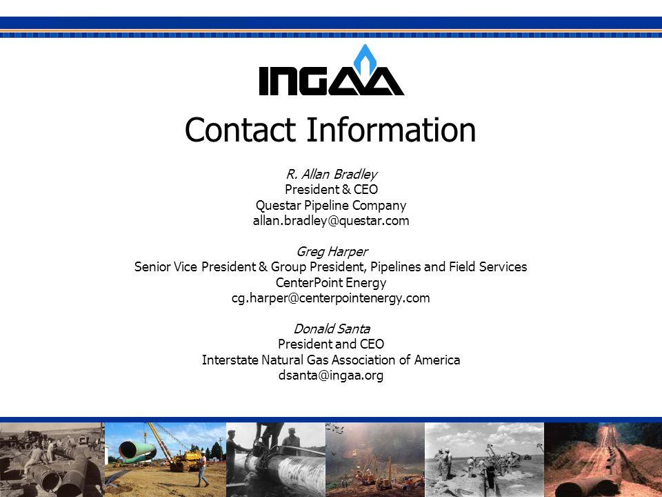 11 Contact Information R. Allan Bradley President & CEO Questar Pipeline Company allan.bradley@questar.com Greg Harper Senior Vice President & Group P