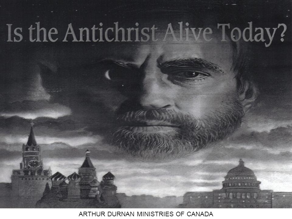 ARTHUR DURNAN MINISTRIES OF CANADA