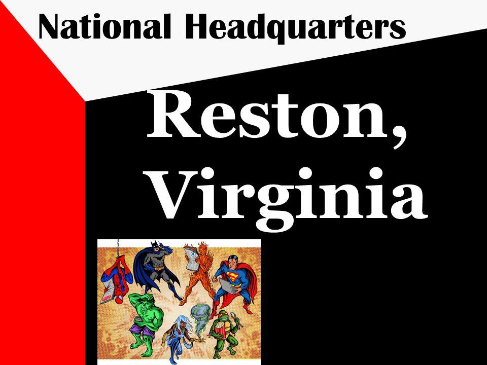 National Headquarters Reston, Virginia