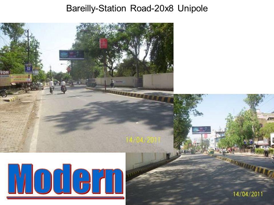 Nainital Road 60x20 ( Bhojipura ) @Rs.Rs.20/-per sq feet per month.