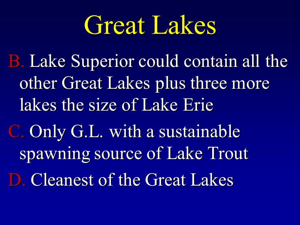 Great Lakes B.